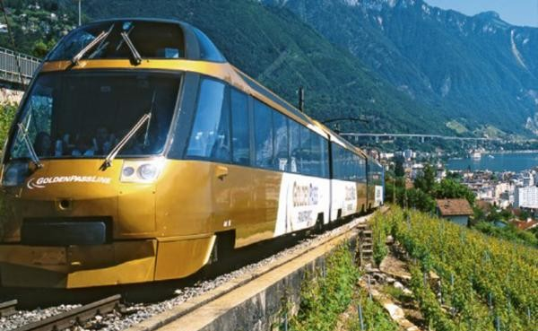 Swiss rail