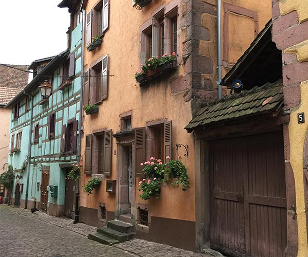 Charming villages
