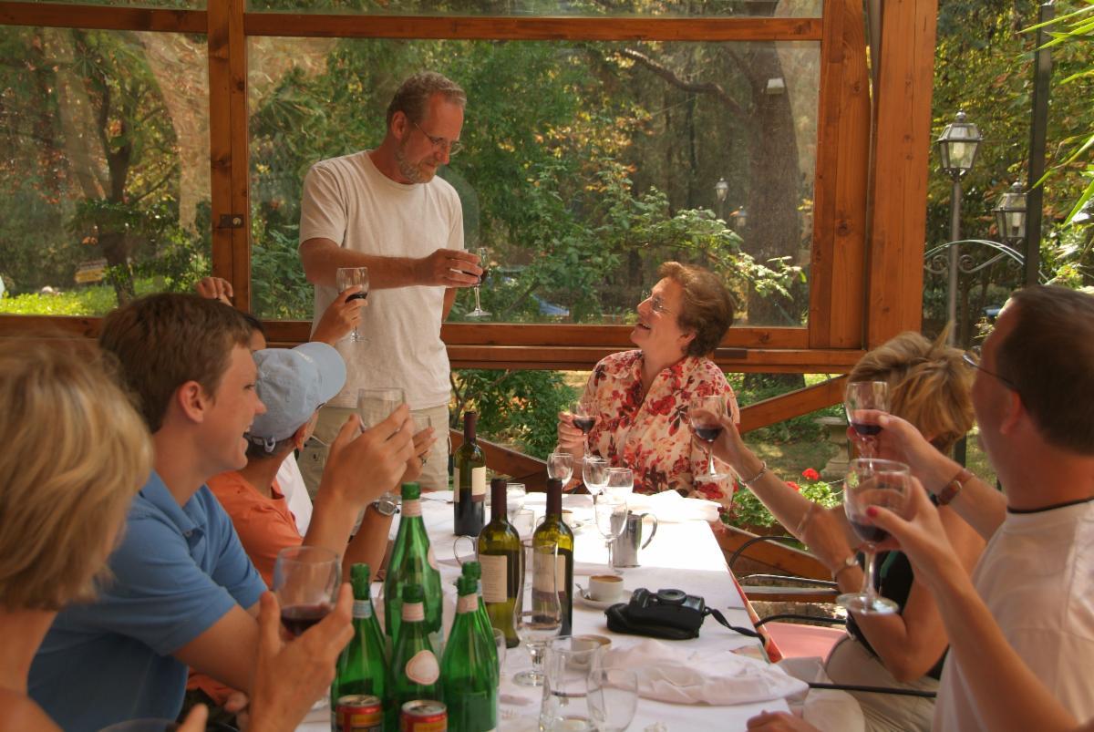 Tuscany gathering