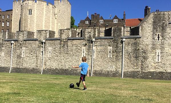 Soccer in London