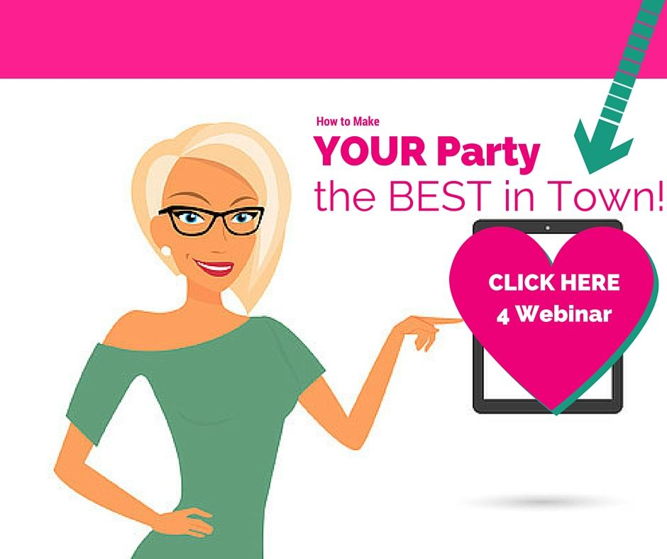 How to Make YOUR Party the Best