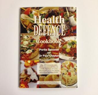 Health Defence Cookbook