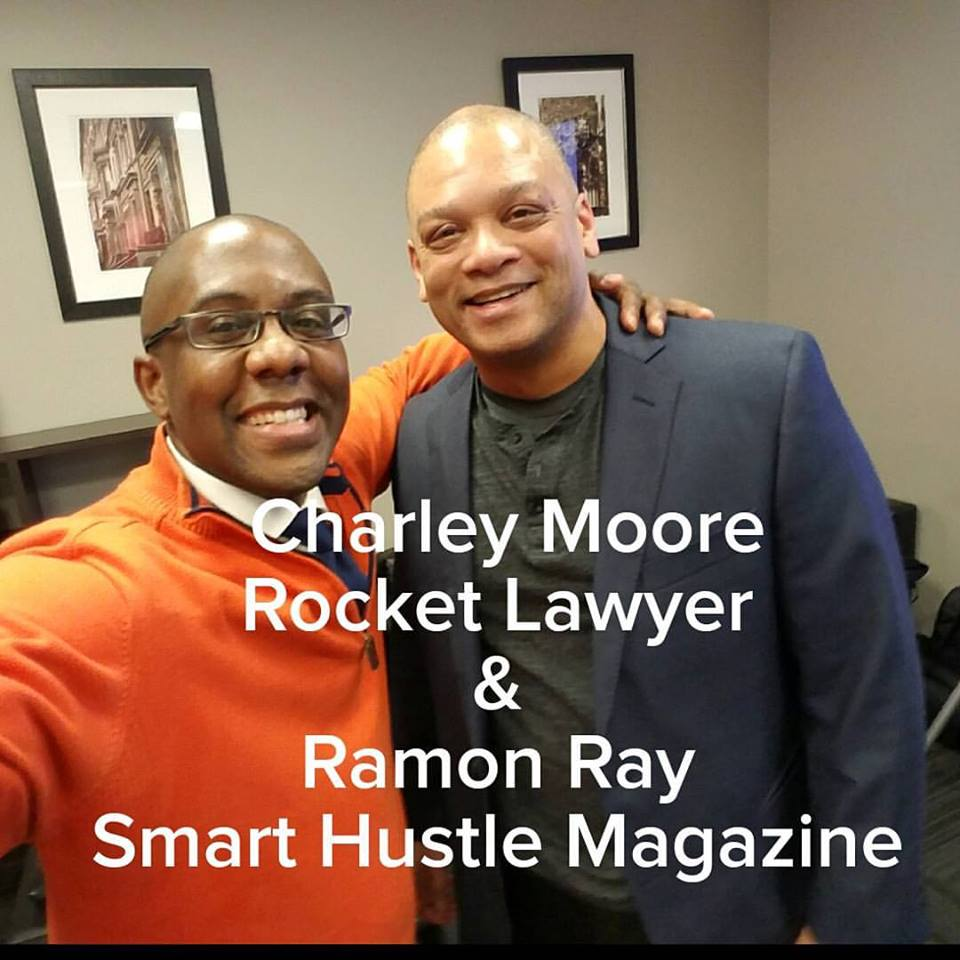 Rocket Lawyer founder